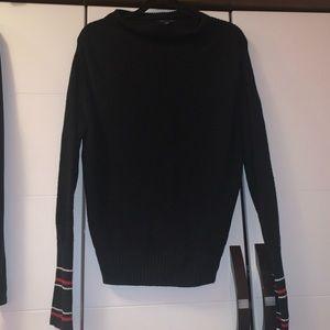 Tommy Hilfiger black sweater